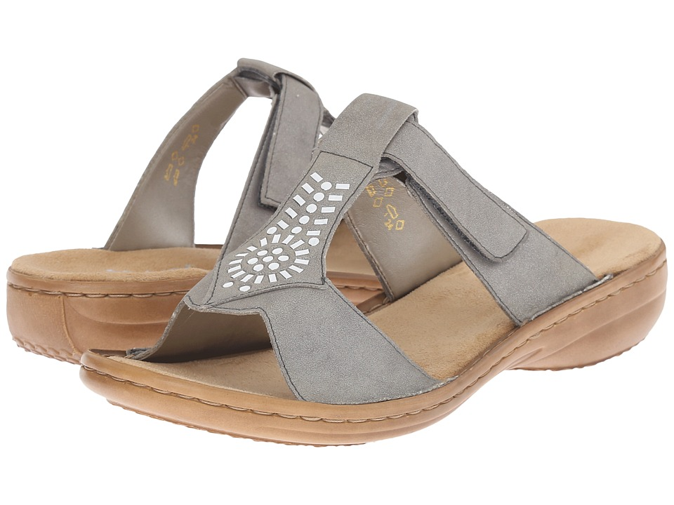Rieker 60896 Regina 96 Staub Womens Sandals