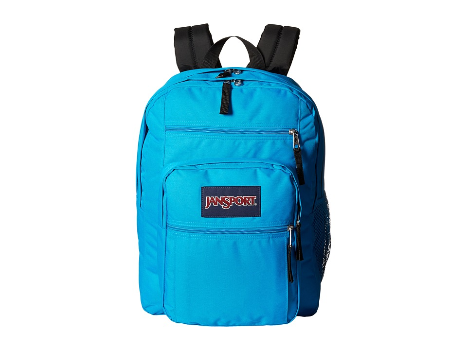 JanSport Big Student Blue Crest Backpack Bags