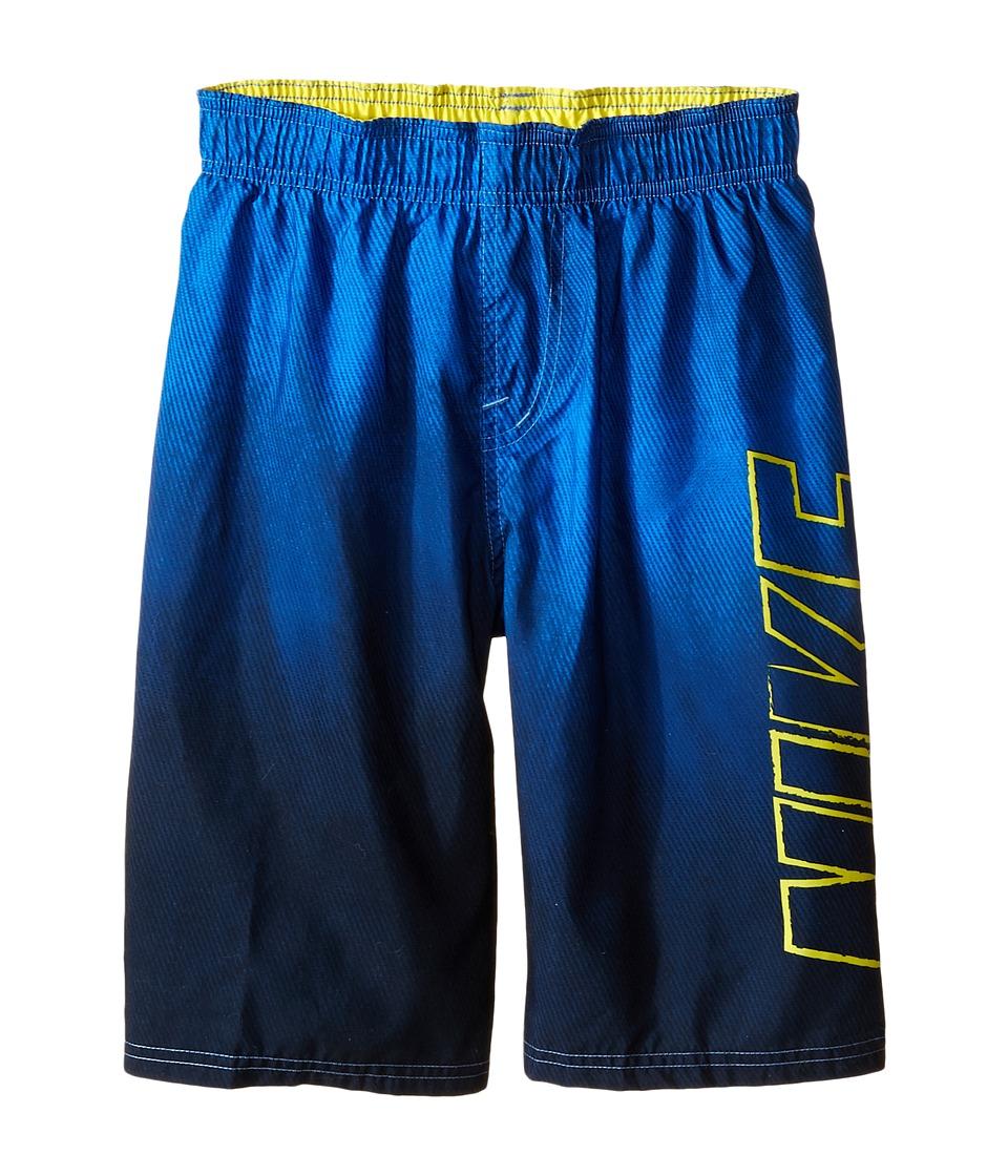 Nike Kids Cannon Ball 9 Volley Swim Trunk Midnight Navy Boys Swimwear