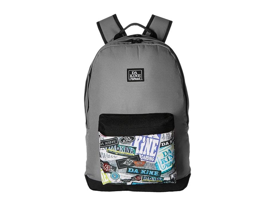 Dakine - Detail 27L Backpack (Equip 2 Rip) Backpack Bags