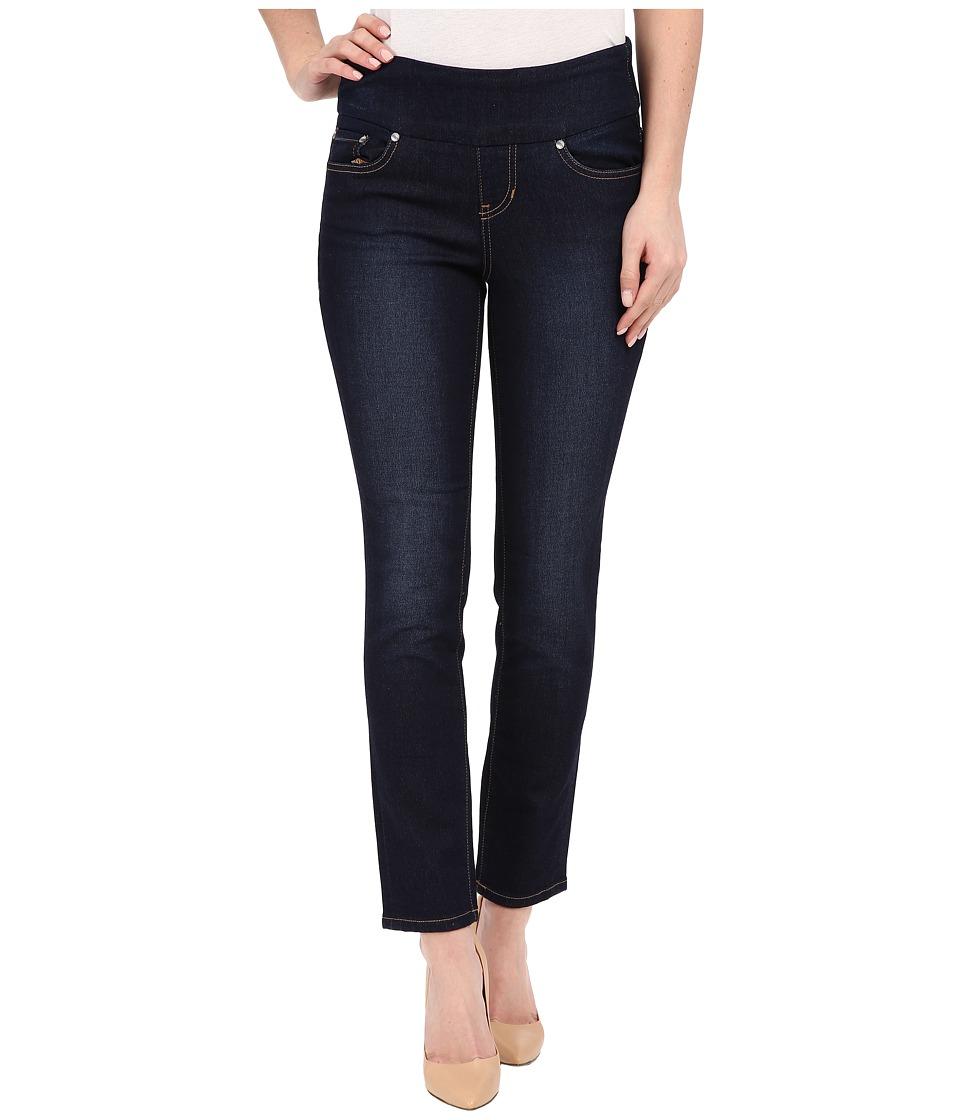 Jag Jeans Amelia Ankle Knit Denim in Dark Whale Dark Whale Womens Jeans