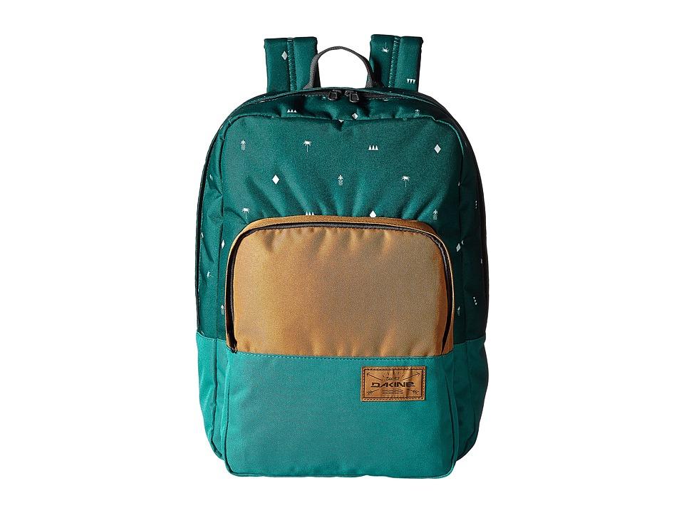Dakine Capitol 23L Palmapple Backpack Bags