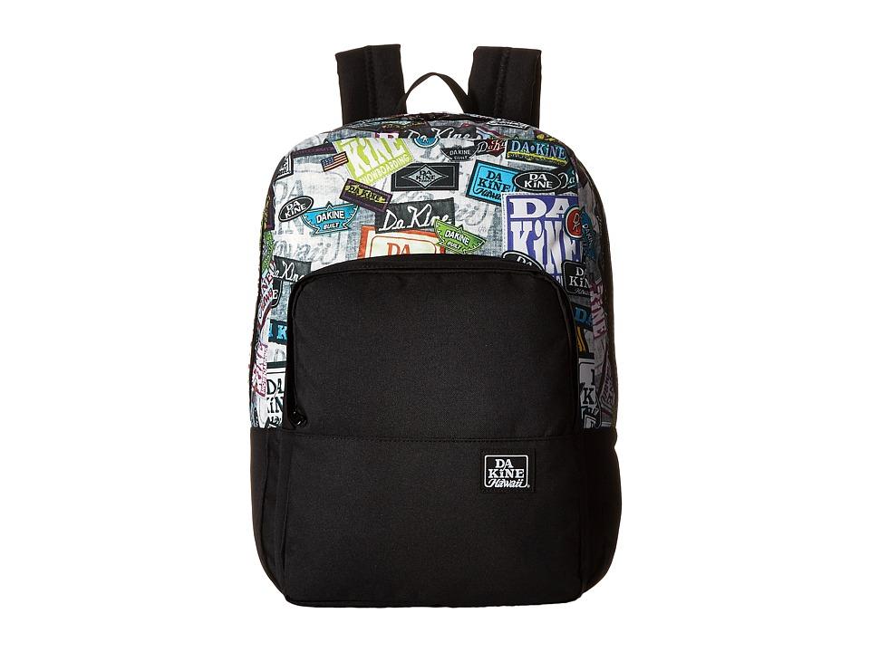 Dakine Capitol 23L Equip 2 Rip Backpack Bags