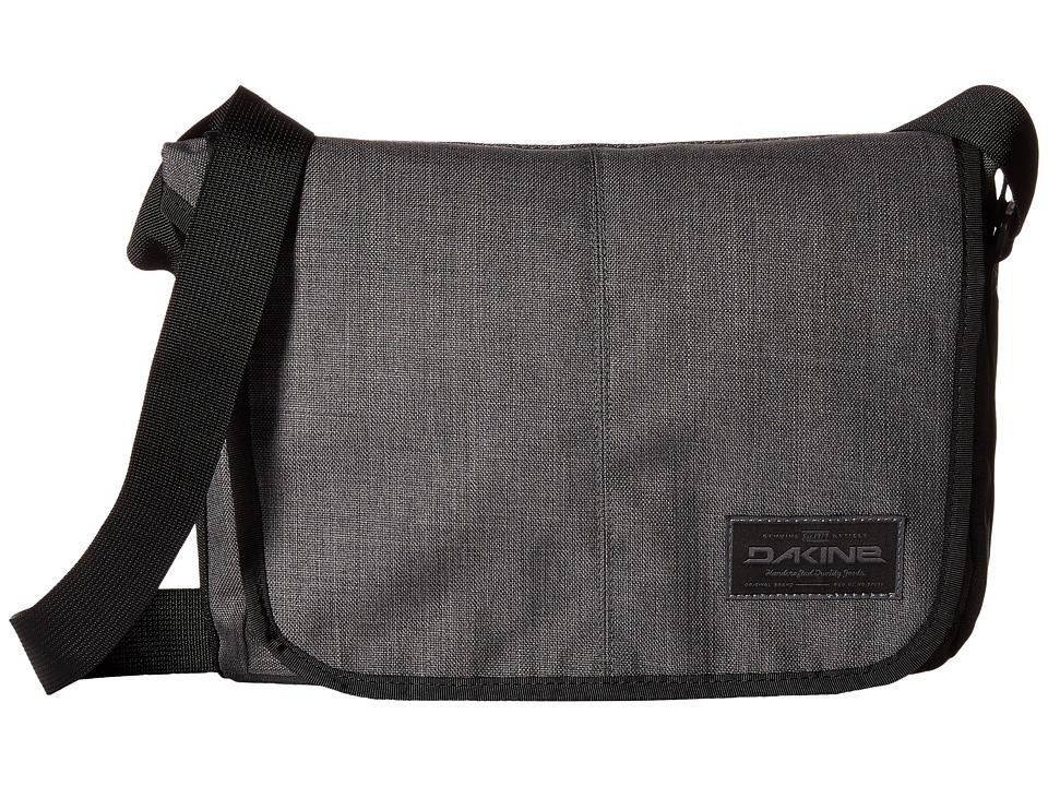 Dakine - Outlet 8L Messenger Bag (Carbon) Messenger Bags