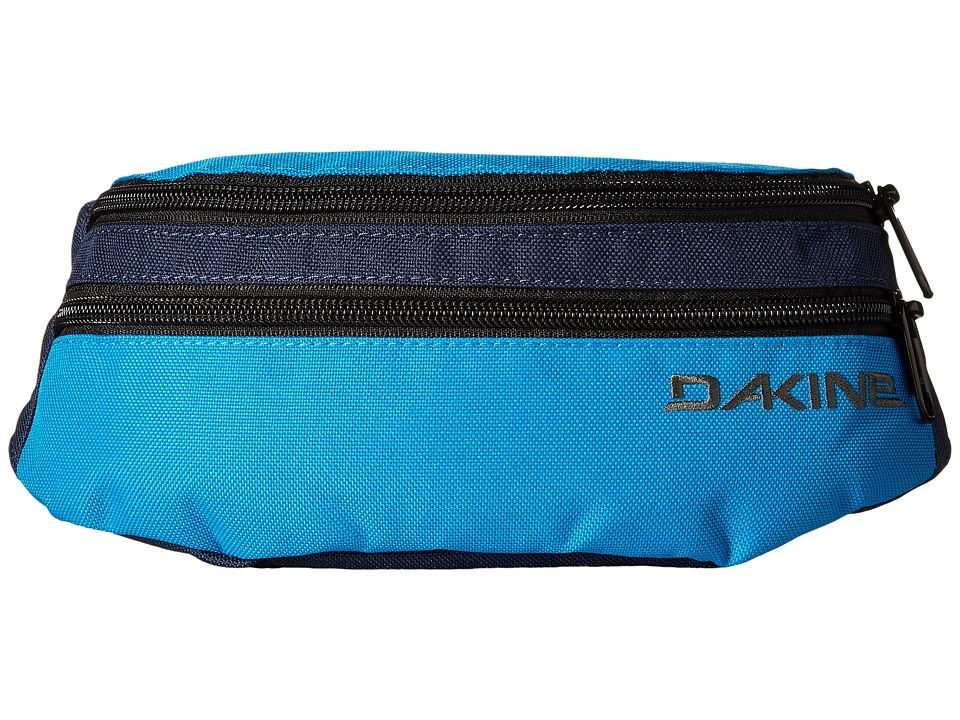 Dakine - Classic Hip Pack (Blues) Travel Pouch