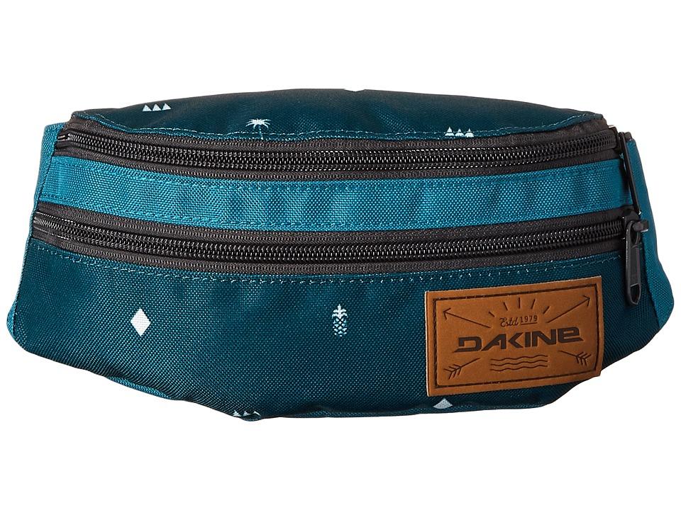 Dakine Classic Hip Pack Palmapple Travel Pouch