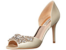 Badgley Mischka - Candance (Ivory Satin)