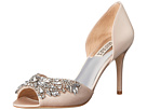 Badgley Mischka - Candance (Light Pink Satin)