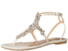 Badgley Mischka - Cara (Ivory Satin)