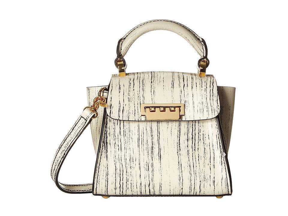 ZAC Zac Posen - Eartha Iconic Top-Handle Mini (Ivory) Cross Body Handbags