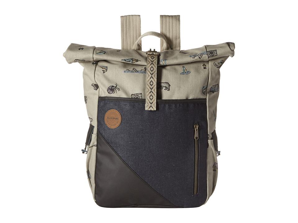 Dakine Dover 18L Rockaway Bags
