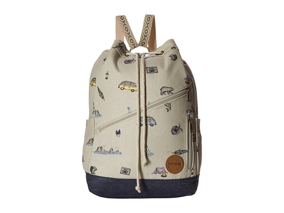 Dakine Cedar 13L Rockaway Backpack Bags