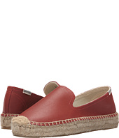 Soludos - Platform Smoking Slipper Leather