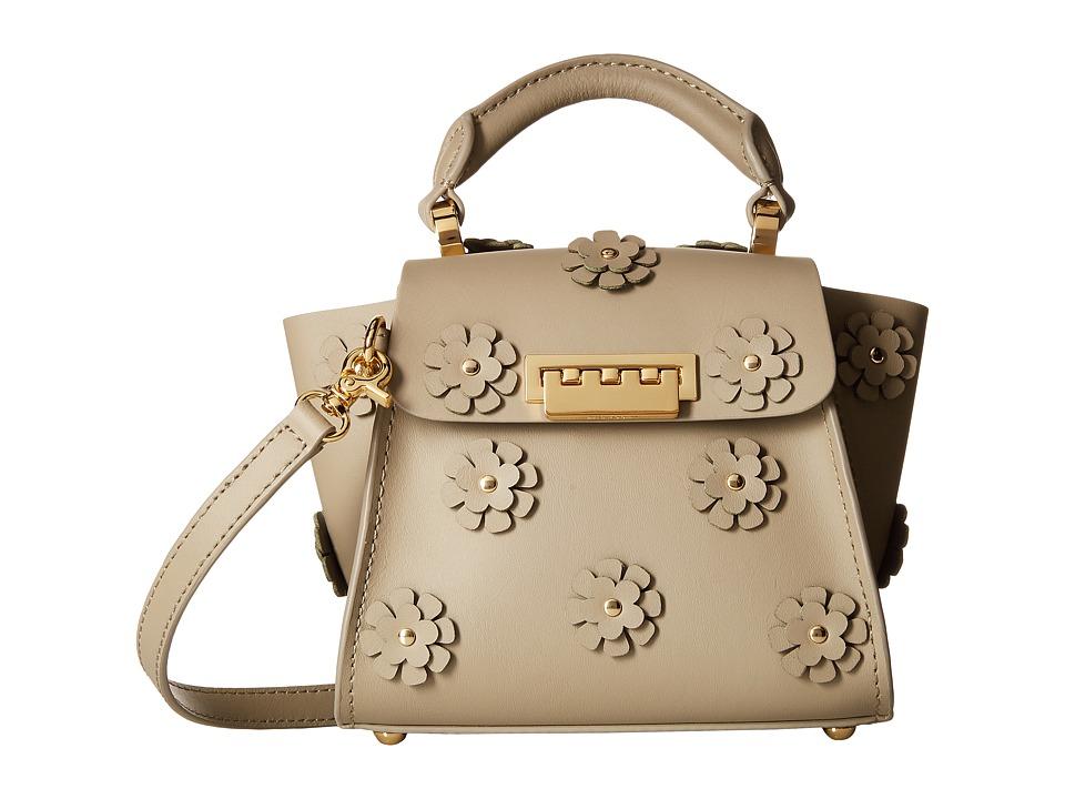 ZAC Zac Posen - Eartha Iconic Top-Handle Mini (Beige) Top-handle Handbags