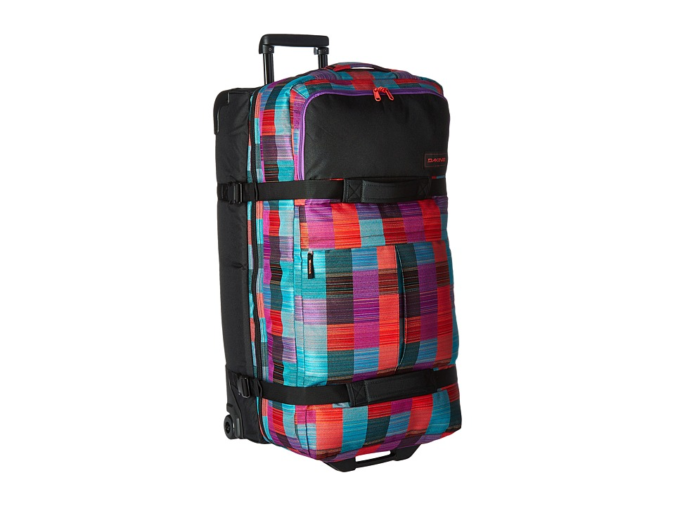 Dakine Split Roller 100L Layla Weekender/Overnight Luggage