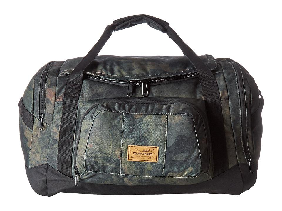 Dakine - Descent Duffel 70L (Peatland) Duffel Bags