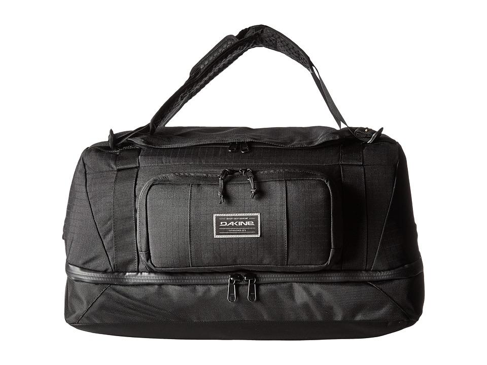 Dakine - Recon Wet/Dry Duffel 80L (Black) Duffel Bags