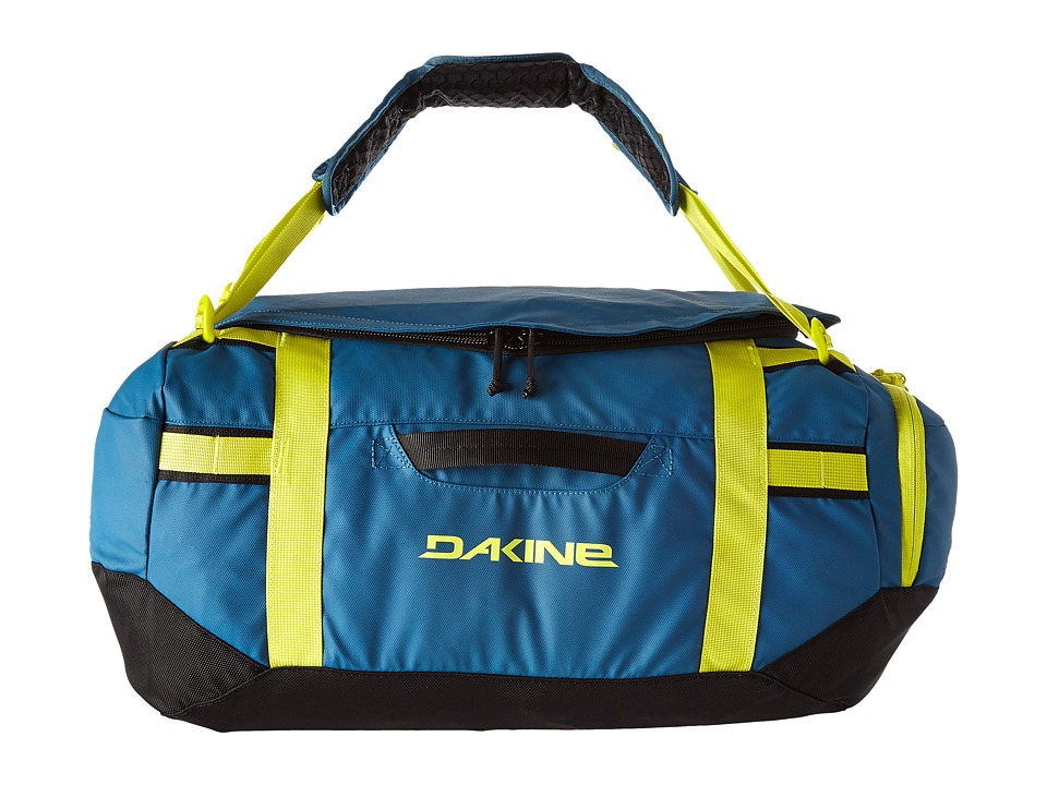 Dakine - Ranger Duffel 60L (Moroccan/Sulphur) Duffel Bags