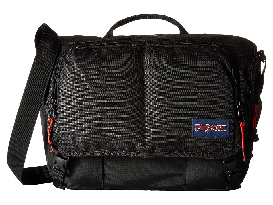 JanSport - Network (Black) Computer Bags