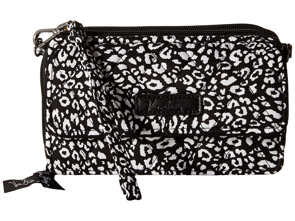 Vera Bradley All in One Crossbody for iPhone 6 Camocat Clutch Handbags
