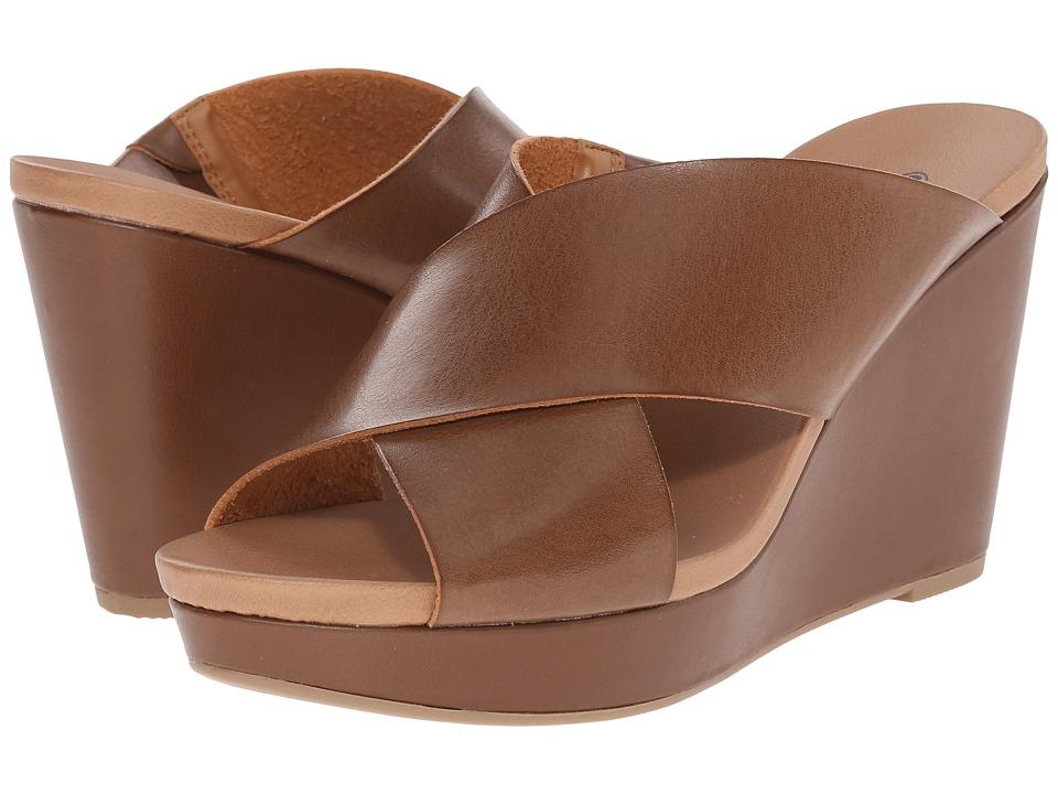 Dr. Scholls Mixit Dark Saddle Womens Shoes