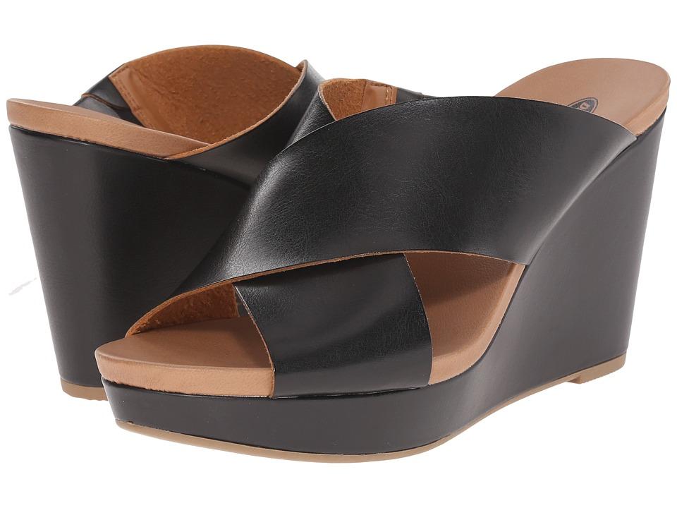 Dr. Scholls Mixit Black Womens Shoes