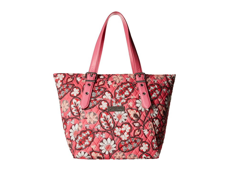 Vera Bradley Be Colorful Tote Blush Pink Tote Handbags