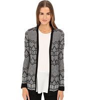 M Missoni - Frequency Zigzag Cardigan