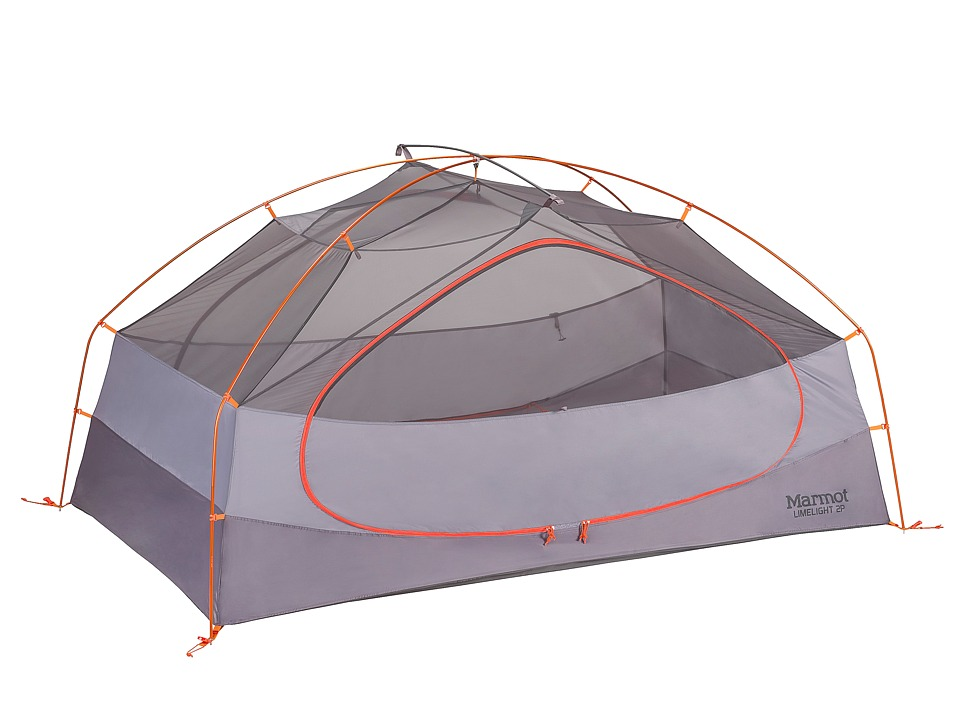 Marmot Limelight 2P Tent (Cinder/Rusted Orange) Outdoor S...