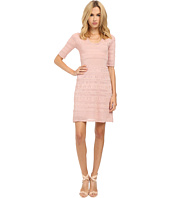 M Missoni - Lurex 3/4 Sleeve Dress
