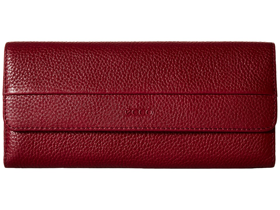 ECCO - SP Continental Wallet (Shiraz) Wallet Handbags