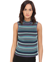M Missoni - Micro Triangle Mock Top