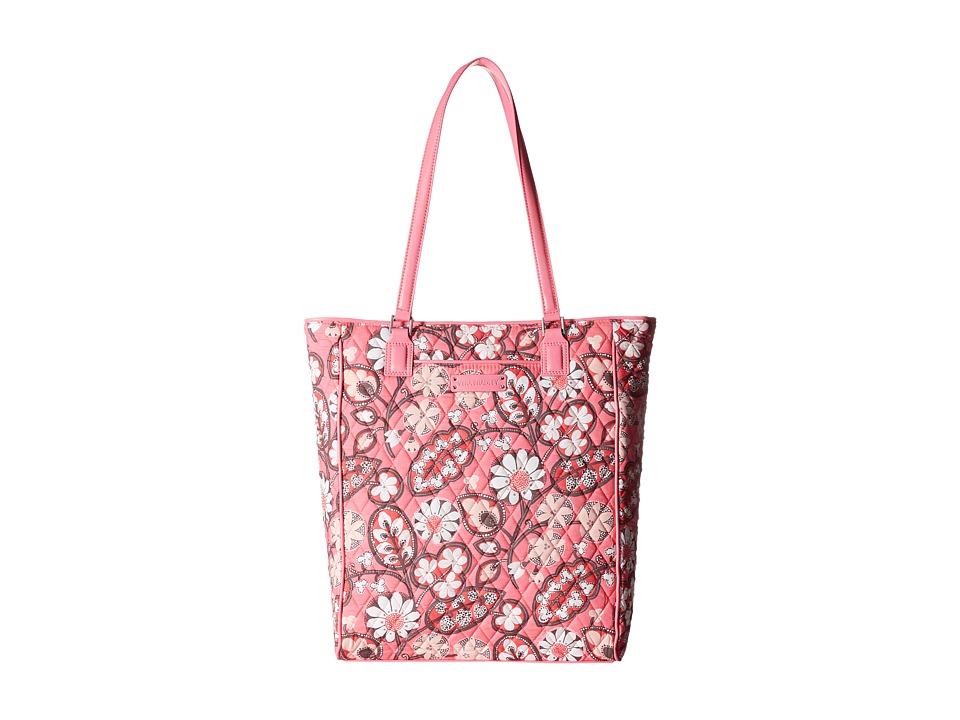 Vera Bradley - Crosstown Tote (Blush Pink/Pink) Tote Handbags