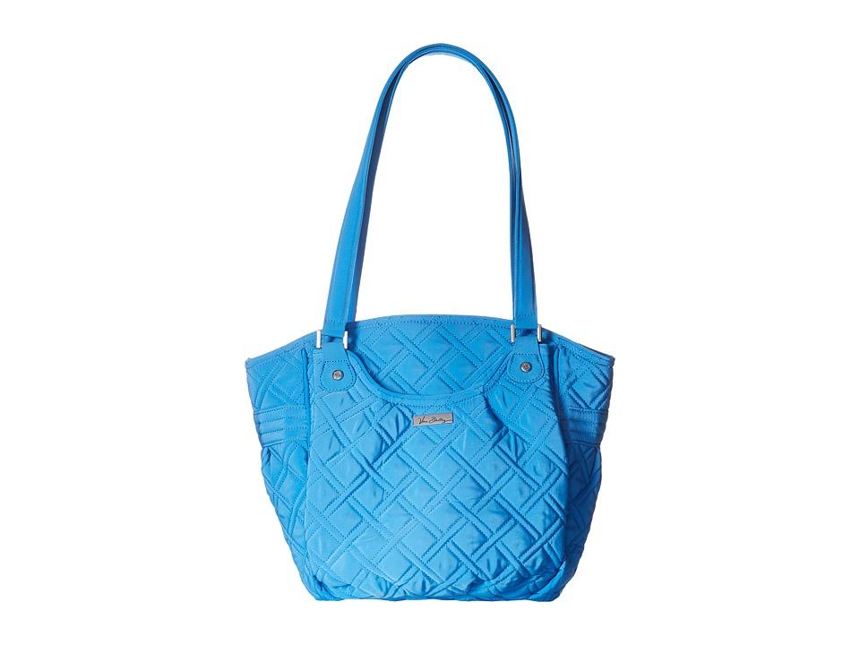 Vera Bradley Glenna Coastal Blue Tote Handbags