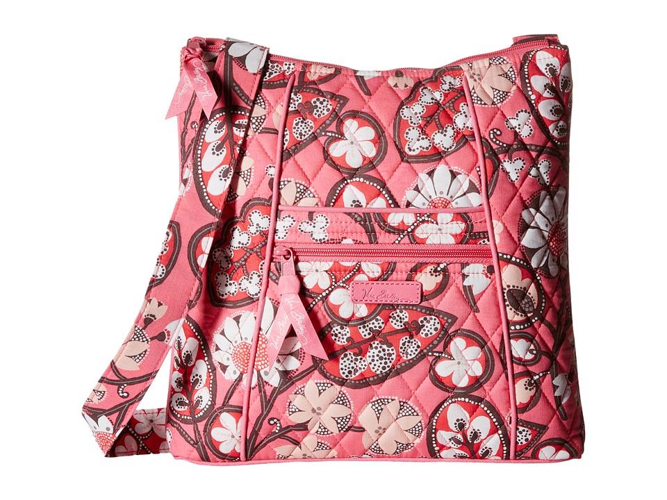 Vera Bradley - Hipster (Blush Pink) Cross Body Handbags