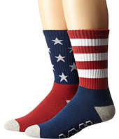 HUF - All American Crew Socks