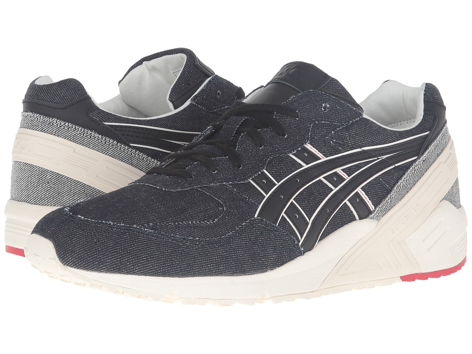 Onitsuka Tiger by Asics - Gel-Sight (Navy/Black) Athletic Shoes