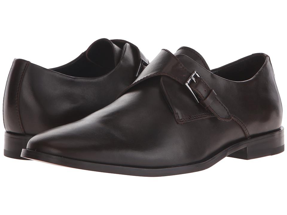 Calvin Klein - Norm (Dark Brown Leather) Men
