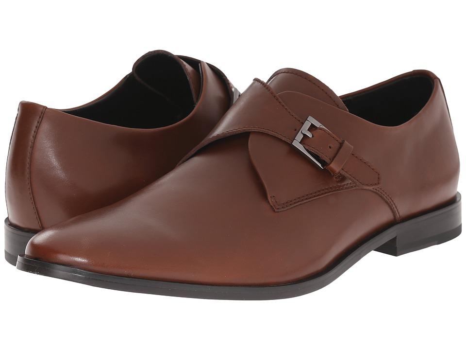 Calvin Klein - Norm (British Tan Leather) Men