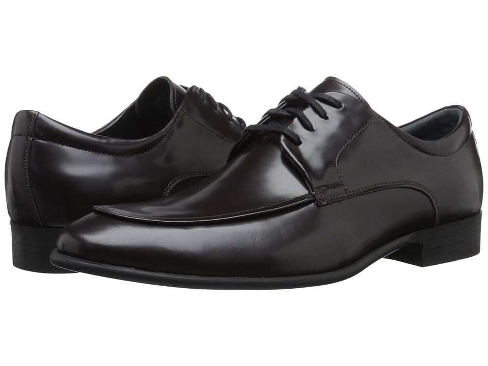 Calvin Klein - Valient (Dark Brown Box Leather) Men