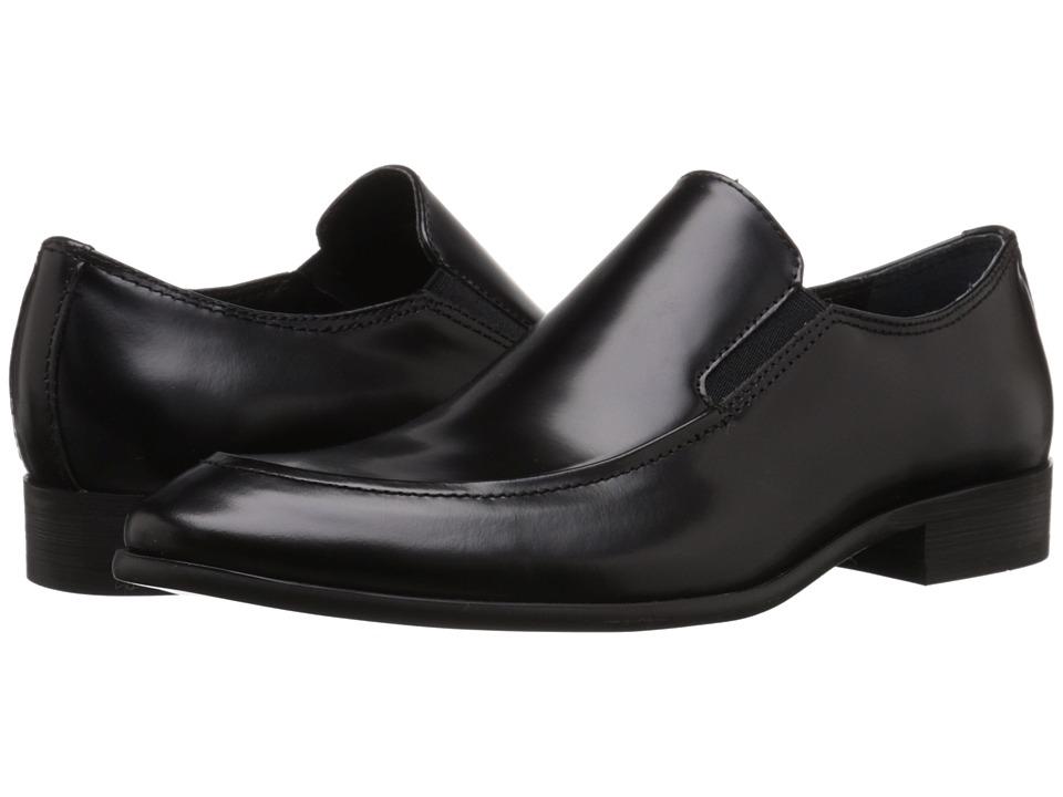 Calvin Klein Varro (Black Box Leather) Men