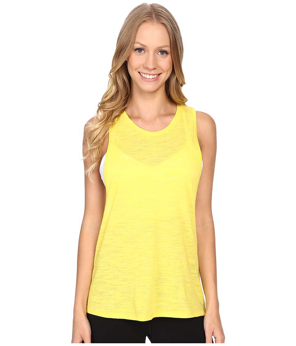ALO Breeze Tank Top Zest Womens Sleeveless