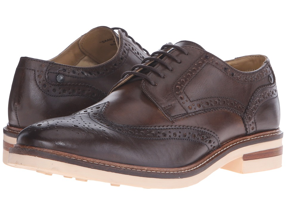 Base London Apsley Brown Mens Shoes