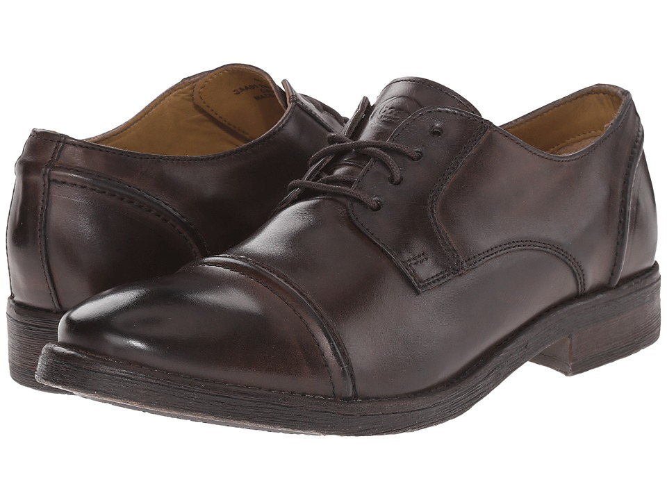Base London Dales Cocoa Mens Shoes