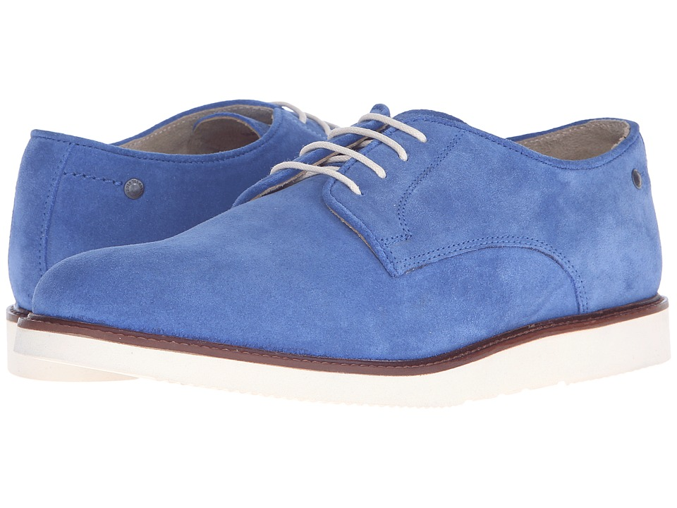 Base London Garrick Blue Mens Shoes