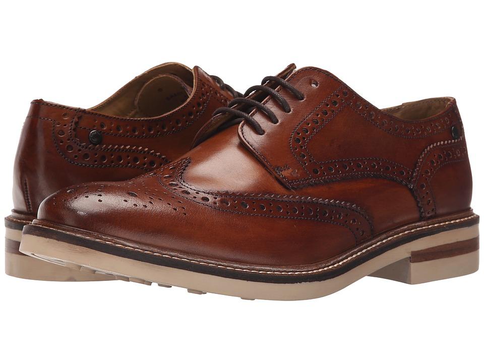 Base London Apsley Tan Mens Shoes
