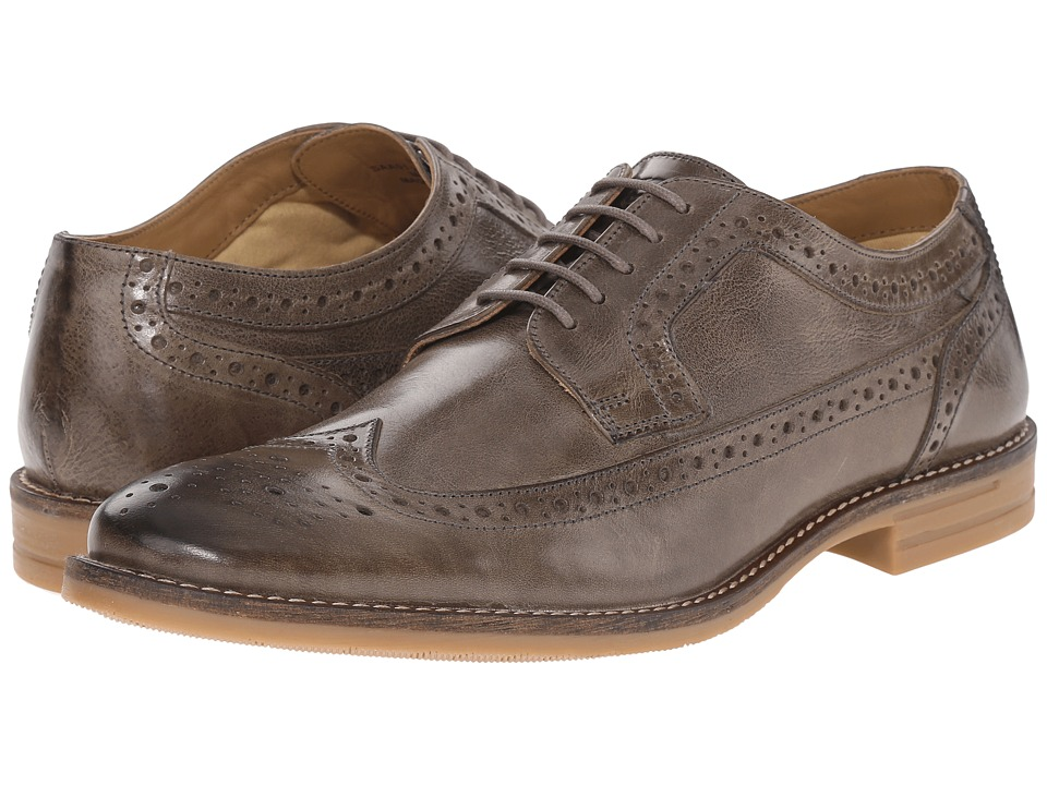 Base London Milton Grey Mens Shoes