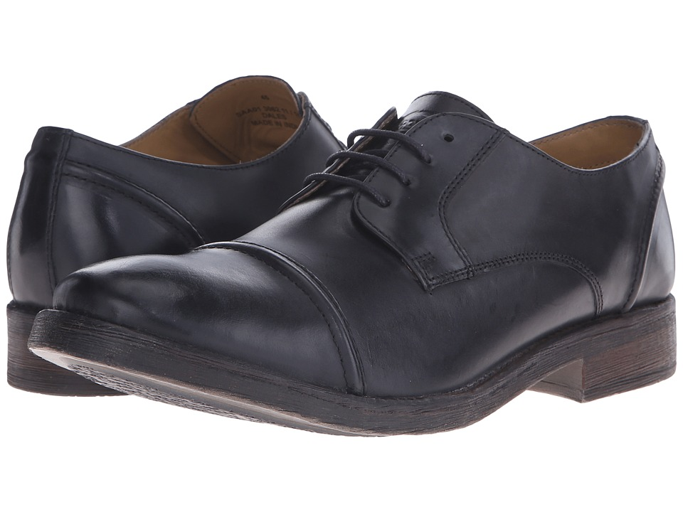 Base London Dales Black Mens Shoes