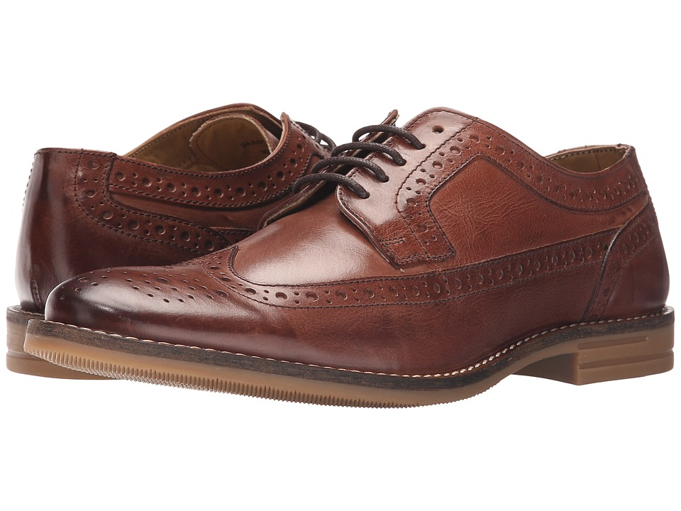 Base London Milton Tan Mens Shoes