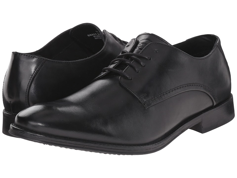Base London Huron Black Mens Shoes